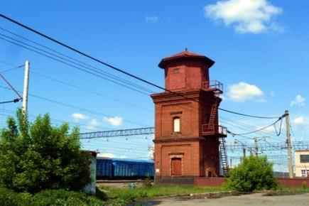 станция Ощепково - - Железнодорожный вокзал р.п. Пышма